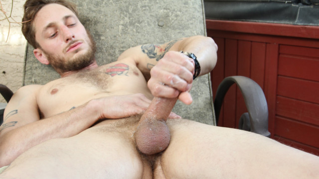 Redneck Hipster With Big Meat