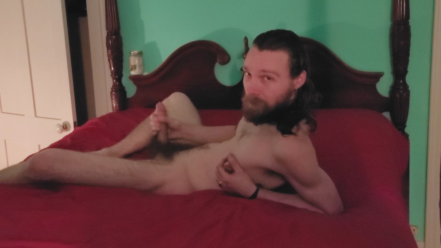 Hairy Cock and Balls